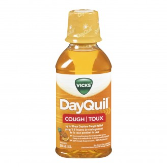 Vicks DayQuil Cough Liquid