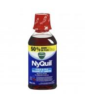 Vicks NyQuil Cold & Flu Multi Symptom Relief Liquid