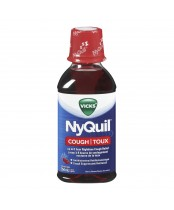 Vicks NyQuil Cough Syrup