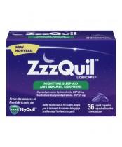 Vick's ZzzQuil Sleep-Aid Liquicaps
