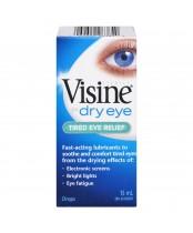 Visine for Tired Eye Relief