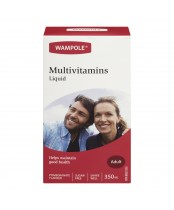 Wampole Multivitamins Liquid