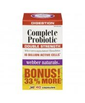 Webber Naturals Complete Probiotic Bonus Pack