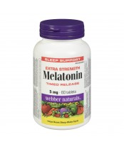 Webber Naturals Extra Strength Melatonin