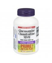 Webber Naturals Glucosamine Chondroitin MSM Bonus Size