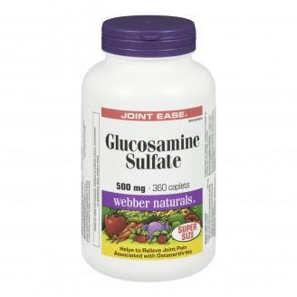 Webber Naturals Glucosamine Sulfate Super Size