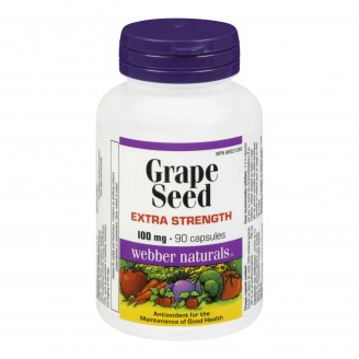 Webber Naturals Grape Seed Extra Strength