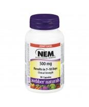Webber Naturals Joint Ease Natural Eggshell Membrane Capsules