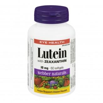Webber Naturals Lutein