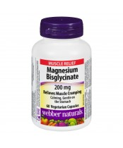 Webber Naturals Magnesium Bisglycinate