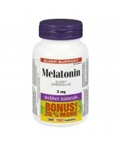 Webber Naturals Melatonin Bonus Pack