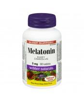 Webber Naturals Melatonin Chewable