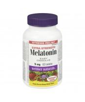Webber Naturals Melatonin Extra Strength
