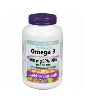 Webber Naturals Omega-3 Enteric Coated Softgels