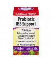 Webber Naturals Probiotic IBS Support