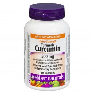 Webber Naturals Turmeric Curcumin Extra Strength