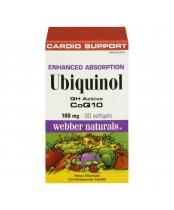 Webber Naturals Ubiquinol QH Active CoQ10